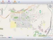 Местоположение транспорта в режиме реального времени. Город Нерюнгри.