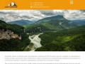 Активный туризм в Абхазии имеет безграничные возможности! Всё больше туристов приезжают сюда, чтобы жить в горах, сплавляться по горным рекам на рафте, заниматься  каньонингом, исследовать пещеры. (Абхазия, Сухум)