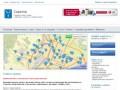 Саратов - подробная карта города с адресами, улицами и номерами домов и возможностью размещения на ней информации о фирмах, предприятиях и учреждениях города (Саратовгид.рф)
