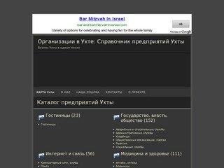 Организации в Ухте: Справочник предприятий Ухты www.uhta-gorods.ru