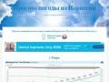 Норвежский сайт погоды в г.Тверь и Тверская область (Россия, Тверская область, Тверь)