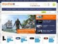 ИгроРай.ру - Интернет-маркет игровых приставок, игр и аксессуаров