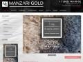 Изделия из меха Manzari Gold