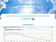 Норвежский сайт погоды в г. Калининград и Калининградская область . (Россия, Калининградская область, Калининград)