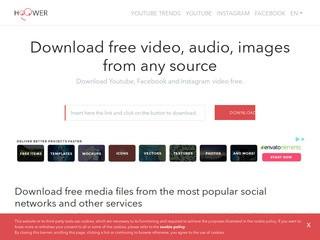 Загрузите бесплатные медиафайлы из самых популярных социальных сетей и других сервисов. (Россия, Московская область, Москва)