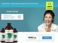 GREEN DRINK - эффективное средство против запаха