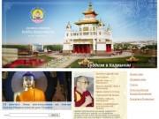 Лаганский хурул (Буддизм в Калмыкии)