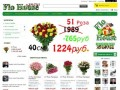 Flo House - магазин цветов и комнатных растений, доставка цветов в Новосибирске (г. Новосибирск, Тел.: 2910761)