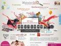 MonsterSeo - оперативное продвижение сайтов в Москве, заказать создание сайта и его раскрутку