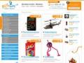 Умные подарки в Северодвинске от giftum.ru. Неокуб, хэндгам, yo-yo, powerball в ЦУМе и ЮЖНОМ