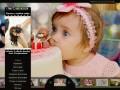 Cайт портфолио свадебного, семейного и детского фотографа (Россия, Башкортостан, Уфа)