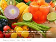 Здоровое питание, здоровая жизнь. Блог о йоге и ЗОЖ. (Россия, Нижегородская область, Нижний Новгород)