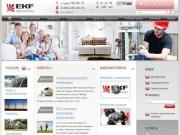 Электротехническая компания Флавир (международный электротехнический холдинг EKF - производитель низковольтного оборудования)