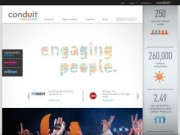 Conduit - Increase User Engagement & Web Traffic (Join over 260,000 websites, brands and developers. Enjoy increased user engagement)