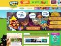 """Детский сайт """"СМЕШАРИКИ""""  с онлайн игрой  «Шарарам» - cайт для девочек и мальчиков"""