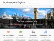 Brush up your English | студия английского языка в городе Ялуторовске