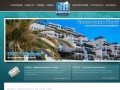 """Компания """"Люксор"""", оказывает услуги по управлению морской резиденцией «Санторини"""
