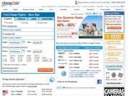 Cheap Flights, Airline Tickets,  Cheap Plane Tickets, Cheap Airfare – CheapOair