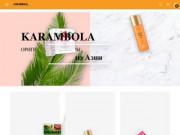 Магазин товаров из Азии - Karambola-shop (Россия, Московская область, Москва)