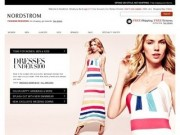 Nordstrom.com offers apparel, shoes, jewelry, cosmetics, fragrances and accessories for women, men and kids. Free Shipping & Returns Every Day.