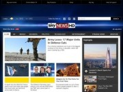 Sky News, First for Breaking News, Latest News and Video News from the UK and around the World ( Sky News brings you closer to the news across the UK and news all over the world. Be the first to find out about breaking news reports, video news and live ne