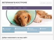 Ветеринар в Костроме — ветуслуги, вызов ветеринара на дом
