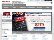 Toshiba Direct (Buy Laptop Computer Systems and Accessories) - Shop for and buy the best laptop computer systems, PCs and accessories at Toshiba Direct