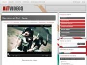 Альтернативный рок видео портал