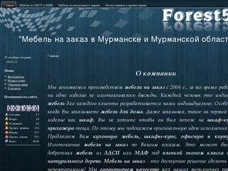 Мебель на заказ в Мурманске и Мурманской области