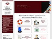 Адвокат в Новосибирске круглосуточно по уголовным и гражданским делам (Россия, Новосибирская область, Новосибирск)