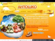 Интернет магазин Антошко занимается реализацией детской обуви оптом и в розницу. (Россия, Новосибирская область, Новосибирск)