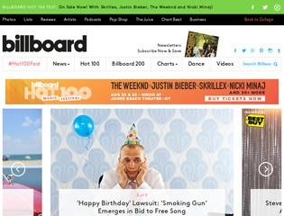 Billboard - Music Charts, Music News, Artist Photo Gallery & Free Video