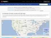 "Карта Северодвинска на ""Mapsof.net"""
