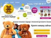 Интернет магазин плюшевых игрушек казани (Россия, Татарстан, Казань)