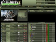 """Call of Duty 2"" 29RUS Hospital - игровой сервер клана"