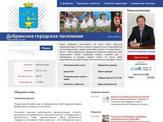 Dobryanka-city.ru