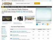 Free Internet Radio - SHOUTcast Radio - Listen to Free Online Radio Stations (Internet Radio service that offers thousands of free MP3 and AAC radio stations from radio stations and broadcasters around the world. Or use the API to build SHOUTcast Apps)