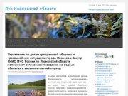 Лух Ивановской области | милый сердцу Лухский край