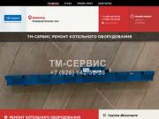 Ремонт котельного оборудования в Звенигороде - ТМ-Сервис ремонт котельного оборудования