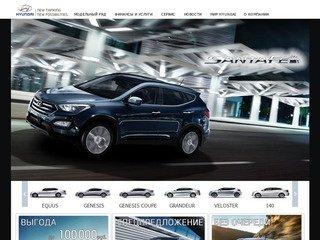 Hyundai-Лаура Мурманск - официальный дилер Hyundai
