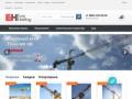 Компания ЕвроХолдинг предлагает башенные краны и мачтовые строительные подъемники в продажу и аренду. (Россия, Московская область, Москва)