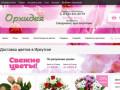 Орхидея — интернет-магазин доставки цветов в Иркутске (Россия, Иркутская область, Иркутск)