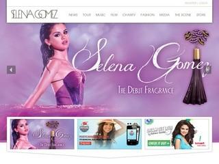 Selena Gomez - Hit the Lights (Селена Мари Гомес - официальный сайт)