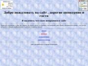Шенкурский сайт