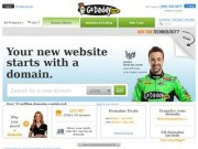 "Domain Names, Web Hosting and SSL Certificates - ""Go Daddy"""