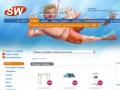 Спортивный интернет-магазин SPORTWAY