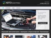 Хороший автоэлектрик в Красноярске, выезд на дом!