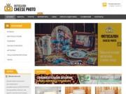 Cheese Photo – это фотосалон нового уровня! Это уникальные фотосувениры: печать на футболках, кружках, подушках, чехлах для телефонах, магнитах и многое другое! (Россия, Иркутская область, Иркутск)