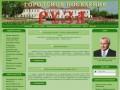 Официальный сайт Администрации городского поселения Руза