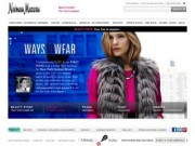 Neiman Marcus - Fashion's Premier Designers, Beauty's Best Brands, Plus the Finest In Shoes, Handbags, Jewelry, Accessories, Gifts, and Home Decor